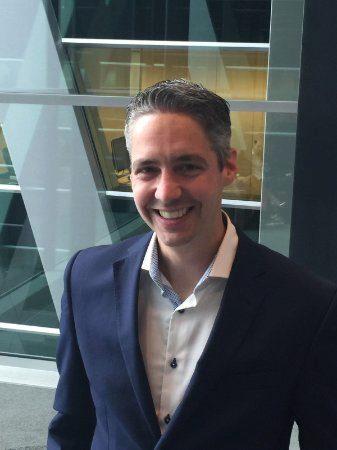 Koen Penders - big data en advanced analytics