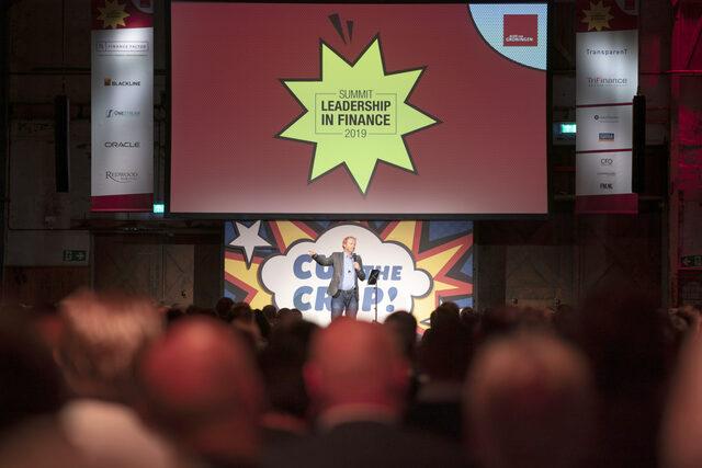 Leadership in Finance Summit